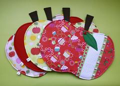 _MG_9094 (Meia Tigela flickr) Tags: handmade artesanato artesanal craft decoração jogo mão mesa maçã americano tecido feito