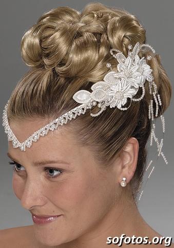 Penteados para noiva 113