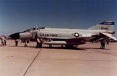 "McDonnell F-4D ""Phantom"" 66-7487 (2wiice) Tags: mcdonnelldouglas f4 phantomii mcdonnelldouglasf4phantomii mcdonnelldouglasf4 mcdonnelldouglasphantomii f4phantomii 194th 144th 194thfis 144thfiw fresnoang fresnoca fresno fresnoairnationalguard fighter interceptor squadron california air national guard californiaairnationalguard californiaang interceptorsquadron 144thwing mcdonnell f4d phantom 667487"