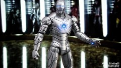 Mark Two (Hellbelly) Tags: toy ironman superhero mk2 marvel ironman2 canong12