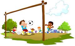 futebol (madame_Do) Tags: illustration infantil ilustrao futebol gol livrodidtico ilustraodidtica