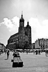 Full (Daniele Salutari) Tags: sky people cloud white black church clouds wow square photography photo amazing cool fantastic shoot foto shot good great poland krakow capture dannyboy cracow 2013