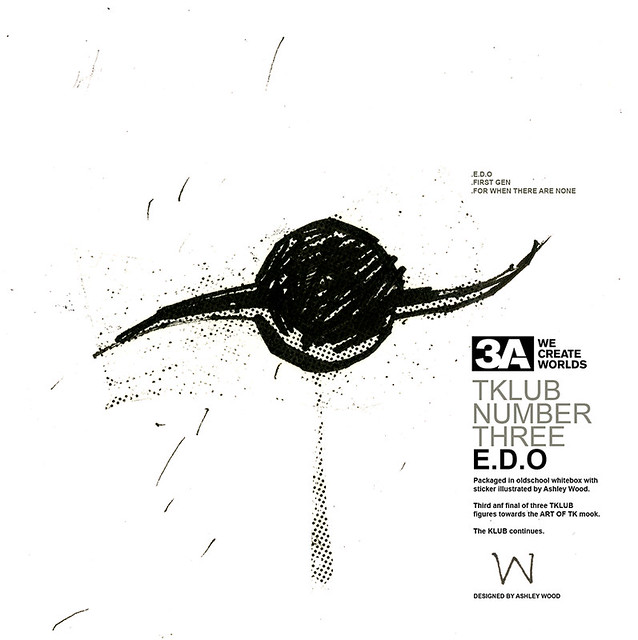threeA – TK俱樂部第三彈!E.D.O SET