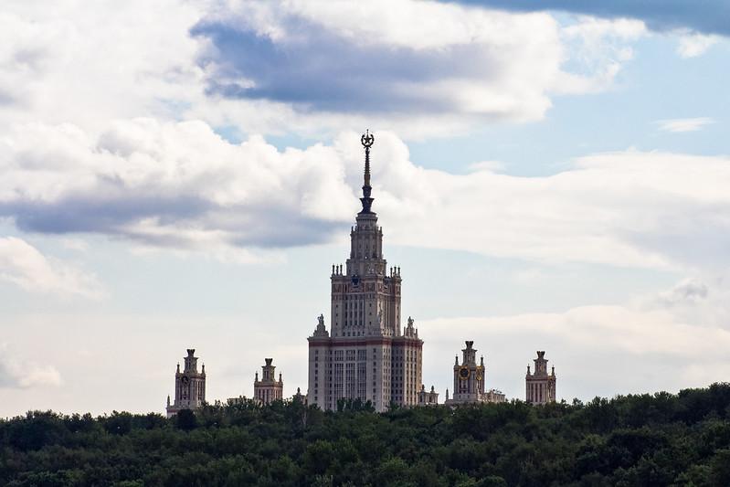 Siete Hermanas Moscú