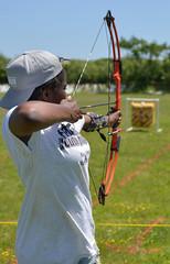 Anglų lietuvių žodynas. Žodis archery reiškia n šaudymas iš lanko lietuviškai.