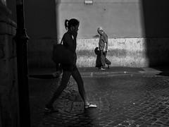 Roma - 2013 (Enzo D.) Tags: street people italy rome roma italia shadows lazio wwwenzodemartinocom