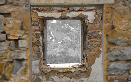 A window to the past