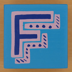 Bob and Roberta Smith Alphabet Block F (Leo Reynolds) Tags: canon eos iso100 f letter 60mm f80 oneletter fff letterset 002sec 40d hpexif grouponeletter xsquarex xleol30x xxx2013xxx