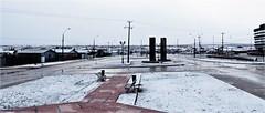 natales bajo nieve (Homayra Oyarce G.) Tags: chile patagonia nieve invierno fro puertonatales sudamrica regindemagallanesylaantrticachilena provinciadeultimaesperanza