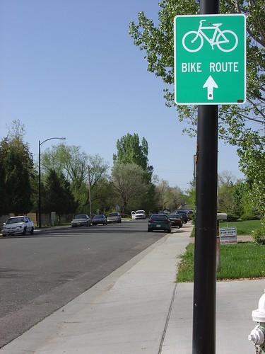Photo - Bike Route