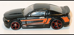 07' FORD Mustang (baffalie) Tags: old classic vintage toys miniature mini jouet ancienne ancien diecast jeux