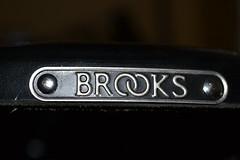 Brooks B17 (Olivier Ansaldi) Tags: b17 brooks