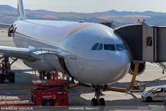 EC-LKS | A340-313 | LEMD (marcio.lino) Tags: madrid spain bajaras lemd ibéria atcbsb marciolino