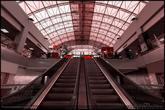 The Escalator - 1 (Syed Mojaddedul Islam (Sagor)) Tags: city canon lens eos zoom islam escalator wideangle dhaka usm syed ultra bangladesh efs 1022mm sagor f3545 bashundhara 60d mojaddedul smisagor