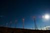 U.S.A. - California - Palm Springs (herr loeffler) Tags: california light usa ecology windmill night america stars us energy whitewater unitedstates unitedstatesofamerica palmsprings northamerica environment environmentalism windturbine ecosystem windenergy naturalresources energycreation windturbinegenerator 04000000 04005000 04005006