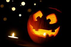 happy halloween face