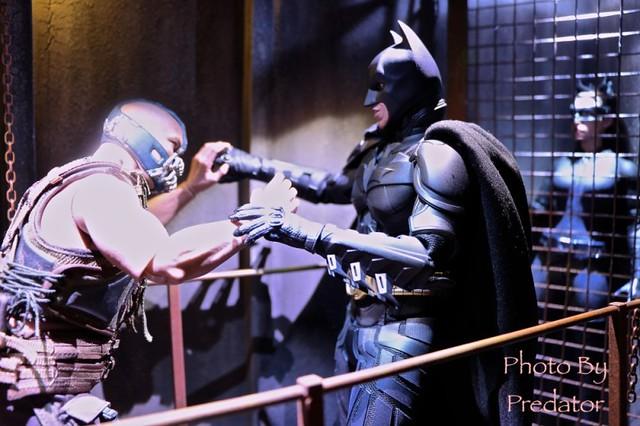 【玩具人小混混投稿】蝙蝠俠死戰場景組推薦!