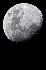 Luna 11.13.13 (ChristinaPhelps808) Tags: sky moon night losangeles satellite luna astrophotography astronomy nightsky celestial vision:text=0503 vision:sunset=0645 vision:outdoor=067 vision:clouds=0588 vision:sky=0953