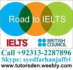 road to ielts, ielts in pakistan, ielts tuition, find an ielts tutor, karachi, lahore