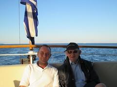 2013-G155(X) Aegean sea (Old Fogey 1942) Tags: ian greece poros piraeus aegeansea 2013g155