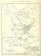 Image taken from page 88 of '[Longmans' Junior School Geography, etc.]' (The British Library) Tags: map large split publicdomain page88 vol0 bldigital mechanicalcurator pubplacelondon date1891 chisholmgeorgegoudie sysnum000688763 imagesfrombook000688763 imagesfromvolume0006887630 nogeoref splitdone dc:haspart=httpsflickrcomphotosbritishlibrary16589072851 dc:haspart=httpsflickrcomphotosbritishlibrary16403248570 wp:bookspage=geography georefphase2