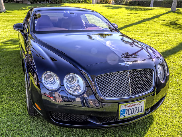 2005 continental gt bentley
