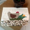 PaNo De PrAtO pAtChWoRk ♥ (Marcia Sicoti Patchwork ♥♥♥) Tags: de galinha pano patchwork prato flickrandroidapp:filter=none