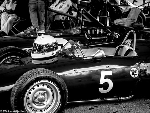 2013 Goodwood Revival: BRM P57