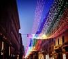 Via Del Corso (manu_rome_gomez) Tags: italy rome roma del fun favorites like corso via join luci natale soe hollidays 2013 hipbotunsquare anawesomeshot