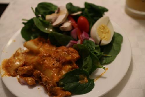 269-365 Butter Chicken Lasagna