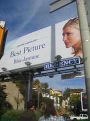 January 11, 2014 (casual_i_2000) Tags: losangeles hollywood billboards awards woodyallen cateblanchett sunsetstrip goldenglobeawards bluejasmine foryourconsideration
