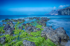 PLAYA DE MONSUL 04 (www.ignaciolinares.com) Tags: blue beach azul mar spain cabo rocks playa andalucia cielo desierto almeria cabodegata rocas monsul playademonsul playasdealmeria desiertocabodegata playasdelcabodegata