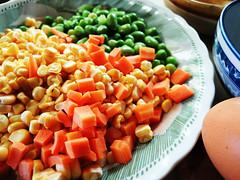 Colorful (Tu's Photo ) Tags: food nikon colorful egg taiwan vegetable taipei p310