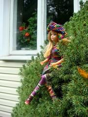 Uneeda dollikin action girl (Medithanera) Tags: girl action uneeda dollikin