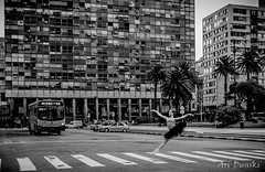 Montevideo A Traves del Ballet 20 (Images with Passion !!) Tags: ballet dancers montevideo streetballet balletenuruguay danceuruguay balletmontevideo
