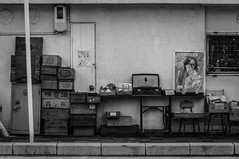 Gion_antique (jam343) Tags: street bw monochrome kyoto antique   gion