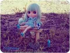 #1 mês de Blythe- Fevereiro 2014 - Azul