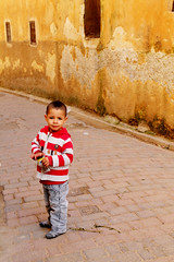 medina faces ii (xi-xu) Tags: street travel boy portrait cute youth toddler child young morocco medina local fes