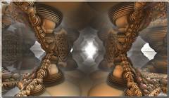 HEAVEN'S GATE (bloorose-thanks 4 all the faves!!) Tags: abstract art digital 3d render fractal mandelbulb