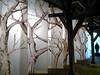 Verte (Merodema) Tags: painting bomen beam yonder verte stal daar lastmanstanding geschilderd getekend