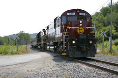 Western New York and PA Railroad (Cooks Forest) Tags: traveller alco westernnewyorkandpennsylvaniarailroad wnyp630 ocstrain wynp wnyp430 wynprr francisjmcgrath westernnewyorkandpennsylvaniarailroadwesternnewyorkandpennsylvaniarr