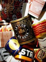25.02.2014 (charlieh0tel) Tags: ex de la flor rosa cigar fresco tabak zigarre raucher rauchen 2014 zigarren perdomo bauchbinde exfc100 casioexfc100 charlieh0tel