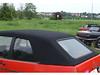 VW Golf I mit CK-Cabrio Original-Line Verdeck