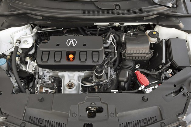 engine used acura ilx 2013