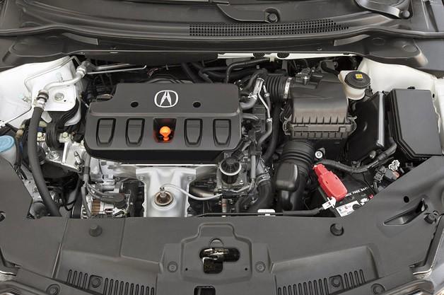 engine used acura ilx 2013