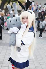 MiNe-5DII_104-4537RG (MiNe (sfmine79)) Tags: photo spring cosplay taiwan sunny gps  canonef2470mmf28lusm  comicworldtaiwan canoneos5dmarkii