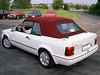 Ford Escort Cabrio 83-90 Verdeck
