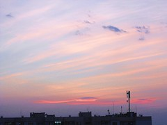 Sky with tender pink clouds (Stella VM) Tags: sunset sky beautiful clouds colours sofia bulgaria        vision:sunset=093 vision:mountain=0692 vision:clouds=099 vision:outdoor=0896 vision:sky=099 vision:car=0717 vision:ocean=059
