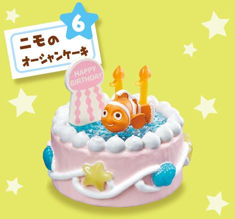 超Q!皮克斯人氣角色蛋糕盒玩推薦!