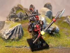 Tribal Spearman (SecutorC) Tags: soldier greek starwars fighter lego roman dwarf fantasy warhammer warrior samurai custom dwarves skyrim appoc customlegominifigwarriorfighterapocfantasygreekromanorcdemonstarwarsgladiatorsamuraivikingspartandwarfdwarvesfuturewarhammersteampunk